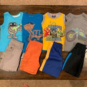 Other - Toddler Boy Size 2T Tank Top Outfits